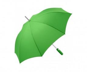 FARE Alu Stockschirm AC 7560 Regenschirm als Werbegeschenk grün