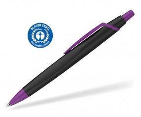Schneider Kugelschreiber RECO 931798 blauer Engel Öko schwarz-violett