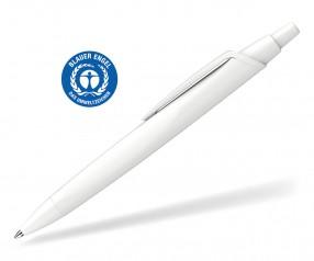 Schneider Kugelschreiber RECO 931798 blauer Engel Öko weiss-weiss