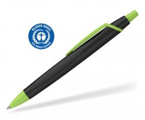 Schneider Kugelschreiber RECO 931799 blauer Engel Öko schwarz-hellgrün