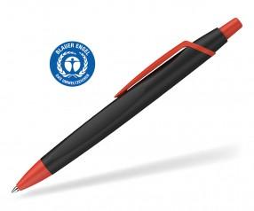 Schneider Kugelschreiber RECO 931799 blauer Engel Öko schwarz-rot