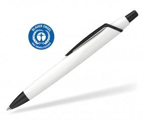 Schneider Kugelschreiber RECO 931799 blauer Engel Öko weiss-schwarz