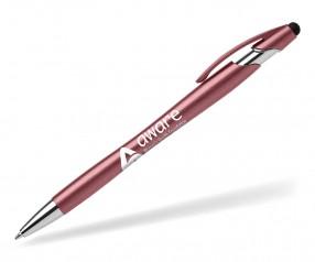 Goldstar La Jolla Iridescent AFU Kugelschreiber pink (PMS 7634) inklusive Druck