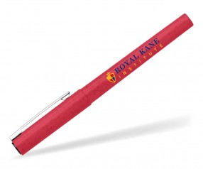 Goldstar Fox Eco Gel Kugelschreiber AFX Rot (PMS 2033) aus Weizenstroh
