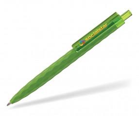 Goldstar Wave Softy AGH Kugelschreiber grün (PMS 2277) inklusive Druck