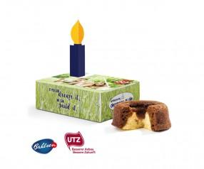 Bahlsen Minikuchen in der Gratulationsbox Bedrucken incl.