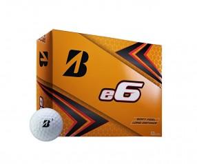 Golfball Werbeartikel Bridgestone e6 Golfball