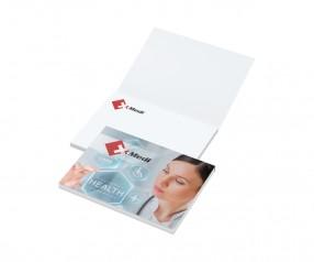 Brunnen Advanced L Haftnotizblock mit Karton-Umschlag