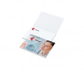 Brunnen Advanced M Haftnotizblock mit Karton-Umschlag