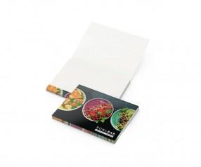 Brunnen Advanced M Recycling Haftnotizblock mit Karton-Umschlag