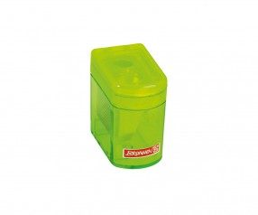 Brunnen Dosenspitzer Colour Code grün inkl. Tampondruck