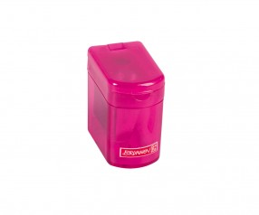 Brunnen Dosenspitzer Colour Code pink inkl. Tampondruck