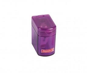 Brunnen Dosenspitzer Colour Code violett inkl. Tampondruck