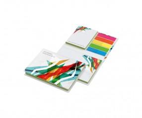Brunnen Professional Colour M Haftnotizen inkl. Farbschnitt