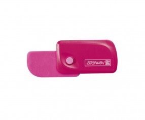 Brunnen Radiergummi Colour Code pink inkl. Tampondruck