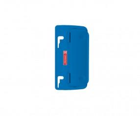 Brunnen Taschenlocher Colour Code blau inkl. Tampondruck