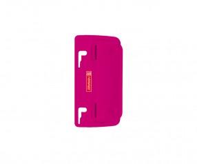 Brunnen Taschenlocher Colour Code pink inkl. Tampondruck