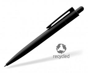 CINEMA Basic Recycled Nachhaltiger Kugelschreiber schwarz