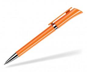 DreamPen GALAXY GXCH60 Werbekugelschreiber mit Metallspitze orange