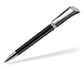 DreamPen GALAXY GXMCH10 Werbekugelschreiber mit Metallclip schwarz