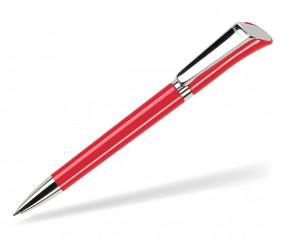 DreamPen GALAXY GXMCH30 Werbekugelschreiber mit Metallclip rot