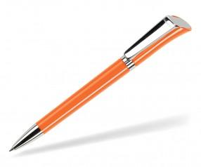 DreamPen GALAXY GXMCH60 Werbekugelschreiber mit Metallclip orange