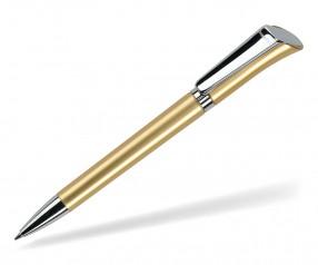 DreamPen GALAXY Satin Metallclip GXMS-Gold Werbekugelschreiber gold