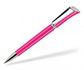 DreamPen GALAXY GXM31 Werbekugelschreiber mit Metallclip pink