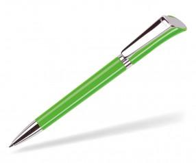 DreamPen GALAXY GXM41 Werbekugelschreiber mit Metallclip hellgrün