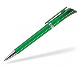 DreamPen GALAXY Transparent GXTCH1040 Werbekugelschreiber grün