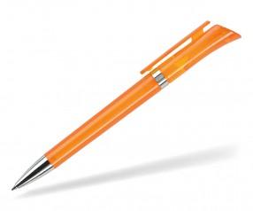 DreamPen GALAXY Transparent GXTCH1060 Werbekugelschreiber orange