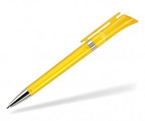 DreamPen GALAXY Transparent GXTCH1080 Werbekugelschreiber gelb