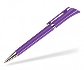 DreamPen GALAXY GX35 Werbekugelschreiber mit Metallspitze violett