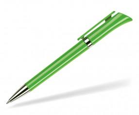 DreamPen GALAXY GX41 Werbekugelschreiber mit Metallspitze hellgrün