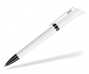 DreamPen GALAXY CLASSIC GX9910 Werbekugelschreiber weiss schwarz