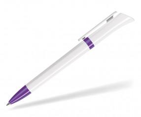 DreamPen GALAXY CLASSIC GX9935 Werbekugelschreiber weiss violett