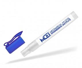 Goldstar 10 ml Desinfektionsspray HUT inkl. ColourJet-Druck blau (PMS 286)