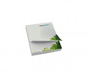 KARL KNAUER Recycling Haftnotizen 70x70 mm inklusive Druck als Promotionartikel