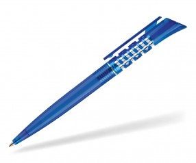 DreamPen INFINITY Transparent IT1020 Werbekugelschreiber blau