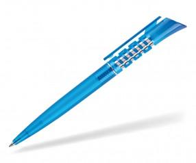 DreamPen INFINITY Transparent IT1021 Werbekugelschreiber hellblau