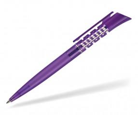 DreamPen INFINITY Transparent IT1035 Werbekugelschreiber violett