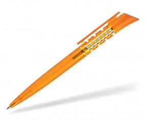 DreamPen INFINITY Transparent IT1060 Werbekugelschreiber orange