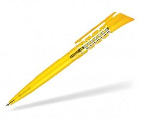 DreamPen INFINITY Transparent IT1080 Werbekugelschreiber gelb