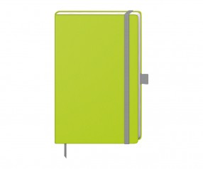 Brunnen Notizbuch Kompagnon Nature DIN A5 gelbgrün
