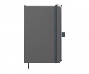 Brunnen Notizbuch Kompagnon Nature DIN A5 graphit grau