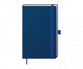 Brunnen Notizbuch Kompagnon Nature DIN A5 royalblau