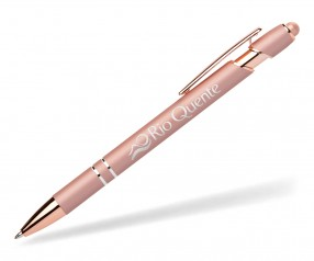 Goldstar The Prince Kugelschreiber Softtouch Rose Gold MOI Pantone P69-U10 Rose Gold