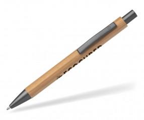 Goldstar BAMBOWIE MQC Werbekugelschreiber aus Bambus Holz inklusive Gravur