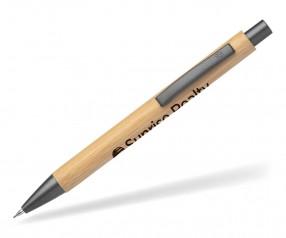 Goldstar BAMBOWIE MQD Druckbleistift aus Bambus Holz inklusive Gravur