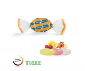 Bonbon Compact Fruchtmix 1-Kilo-Tüte